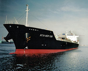 CB New York Ship